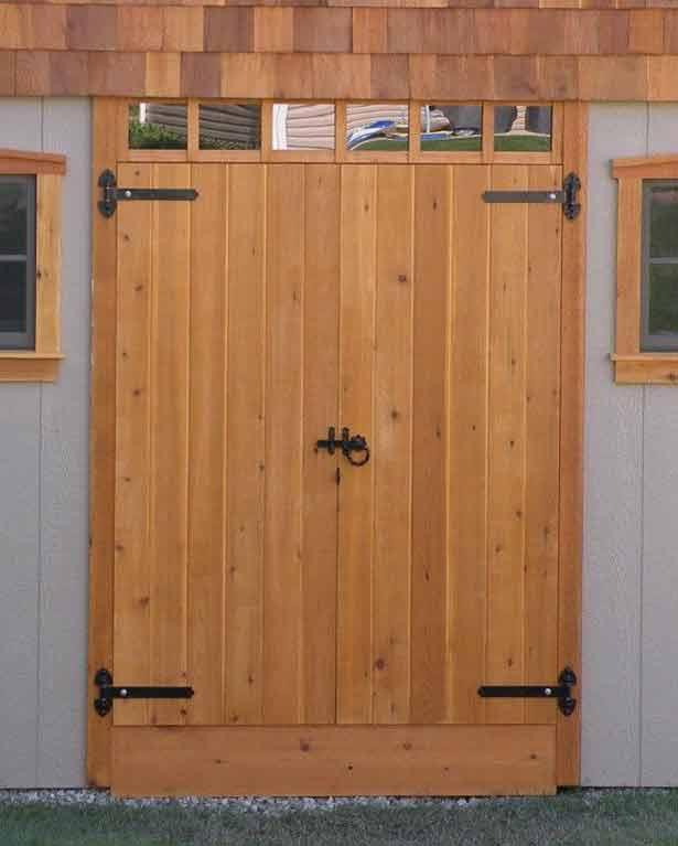 #3014 Set for double doors