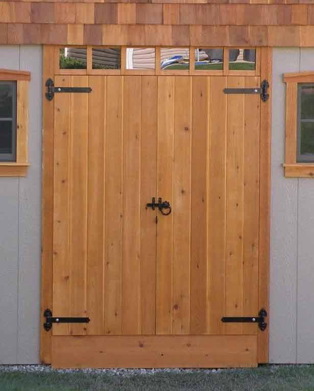 #3014 Set for double doors